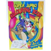 Tallon A4 Kids Jumbo Colouring Book